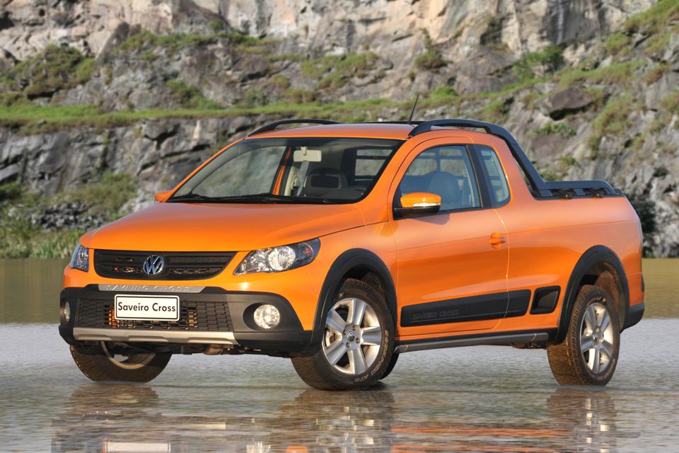 Fotos da Volkswagen Saveiro IV - Fotos de carros