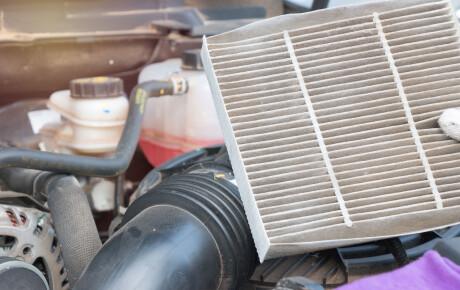 filtro ar condicionado automotivo